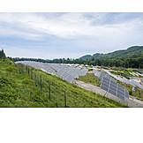 Solarenergie, Regenerative Energie, Solarpark