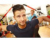 Man, Workout