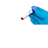 Laboratory, Blood Sample, Blood Examination, Blood Test, Blood Collection Tube