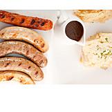 Sausages, German Cuisine, Traditional Cuisine