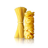 Spaghetti, Pasta, Tagliatelle