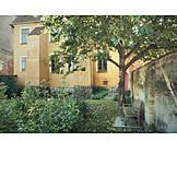 Garten, Hinterhof