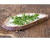 Sandwich, Chive Bread