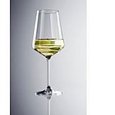 Wine, Wine Glass, White Wine