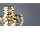 Change, Coins, Euro coin