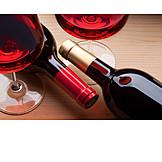 Rotwein, Weinprobe, Degustation