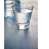 Mineralwasser, Wasserglas, Sprudel