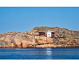 House, Sweden, Skerries
