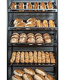 Brot, Backwaren, Sortiment
