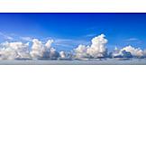 Sky, Clouds, Clouds