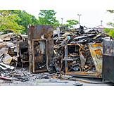Recycling, Schrott, Metallschrott