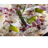 Tarte flambée, Onion tart