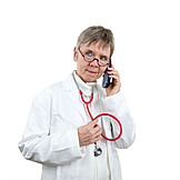 Telephone, On The Phone, Doctor