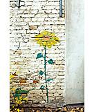 Flower, Facade, Hope