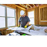 Building Construction, Blueprints, Project Planning