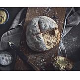 Bread, Sandwich, Bread