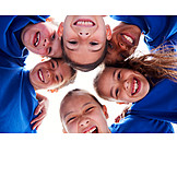 Joy, Team, Children