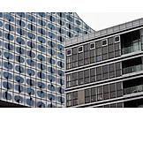 Office building, Elbe philharmonic hall