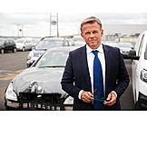 Accident, Surveyor, Car Accident