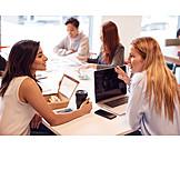 Break, Meeting, Snack, Team, Meeting, Organized Group