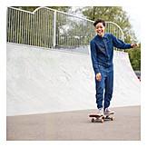 Balance, Vitality, Skating, Skater