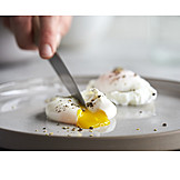 Egg, Poached