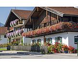 House, Upper Bavaria, Traditional