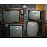 Television, Garbage, Discarded