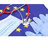 Europe, Pandemic, Corona