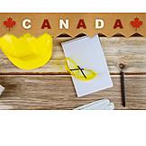 Craft, Canada, Construction