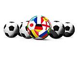 Soccer, Wm, International Match