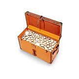 Savings, Coins, 1 Euro