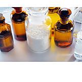 Pharmacy, Glass Bottle, Medicine Jar