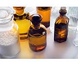 Pharmacy, Glass Bottle, Medicine Bottle