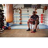 Preparation, Boxer, Bandage