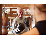 Active Seniors, Boxing