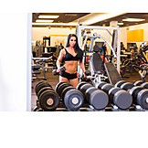 Weightlifting, Body building, Weightlifting