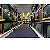 Retro, Museum, Television