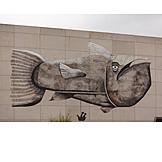 Mural, Streetart