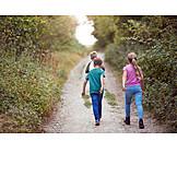 Hiking, Excursion, Friends