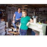 Team, Workshop, Restorer, Upcycling
