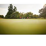 Golf, Golf Course, Golfer