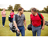 Communication, Golfer, Golf Equipment