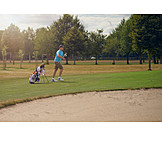 Golf, Golf Course, Ball Sports