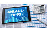 Money, Tips, Stock Market