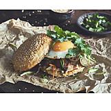 Fried egg, Pork, Vietnamese cuisine
