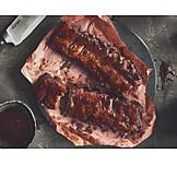 Dip, Barbecue, Sparerib