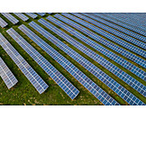 Solar Electricity, Solar Plant, Photovoltaic System