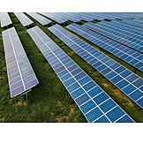 Solar Electricity, Solar Plant, Solar Energy