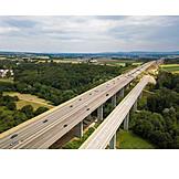 Highway, Infrastructure, Railway